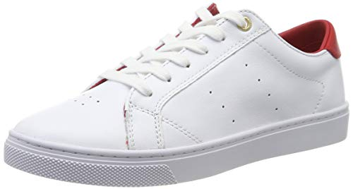 Tommy Hilfiger Tommy Lace Up Casual Sneaker, Sneakers...