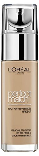 L'Oréal Paris Teint Perfect Match, deckendes Make Up â€\