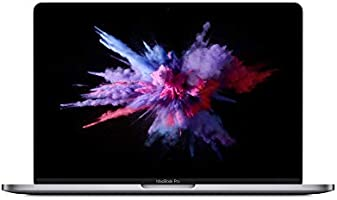Apple MacBook Pro 2019 Model (13-Inch, Intel Core i5, 1.4Ghz, 8GB, 256GB, Touch Bar, 2 Thunderbolt3 Ports, MUHP2), Eng...