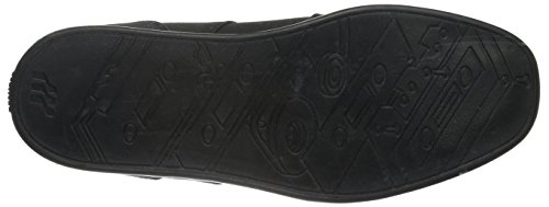 Boxfresh Herren Spencer Sneaker Schwarz (Black/Black)