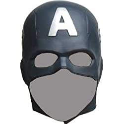 CAPTAIN AMERICA The Avengers Mask Rubber Party Mask Full face Head Costume (japan import)