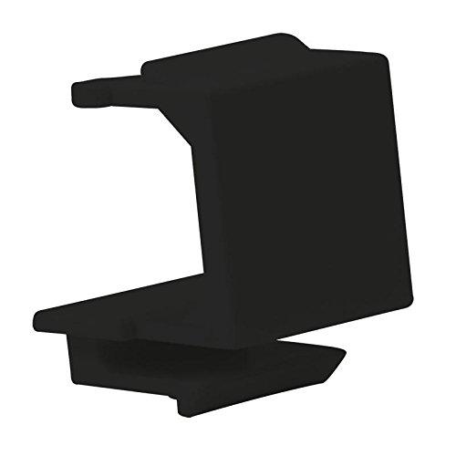 LogiLink Professional NK0091 Keystone Modul Abdeckung schwarz - Dvi-modul