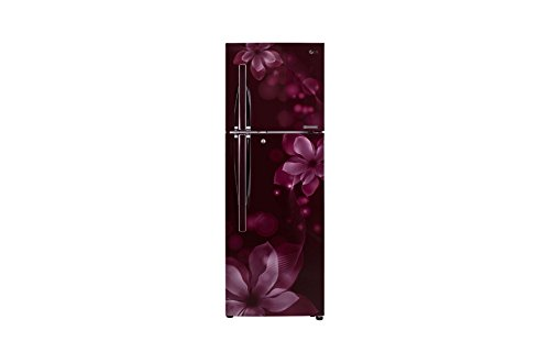 Lg Frost Free 255 Ltrs Gl-Q282Rsoy Refrigerator Scarlet Orchid