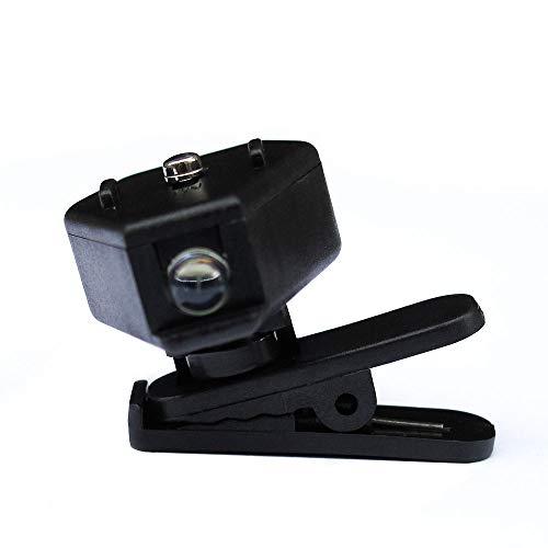 Clip Licht für Brille oder Bücher - Brille Clip-On LED Leselicht - tragbare Reise/Notenständer/Kopfteil/Mini Head Taschenlampe/für E-Reader/Laptop