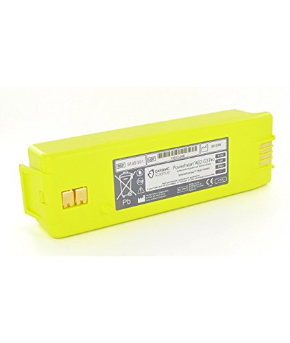 Cardiac Science - Batterie Lithium 9145 POWERHEART AED G3 Pro, Cardiac Science - 9145-301