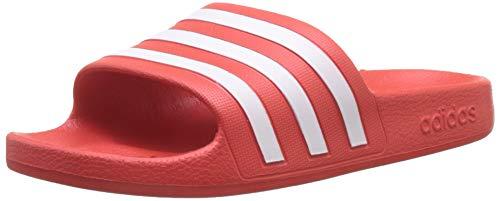 Adidas adilette aqua, scarpe da fitness unisex-bambini, multicolore (multicolor 000), 38 eu