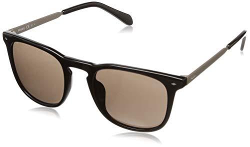 Fossil Herren Fos 3087/S Sonnenbrille, Mehrfarbig (Black), 51