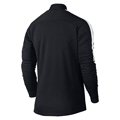 Nike Men s Dry Academy Football Drill Top - Black White White  Medium