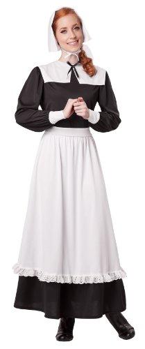 Pilgrim Woman Fancy dress costume Medium