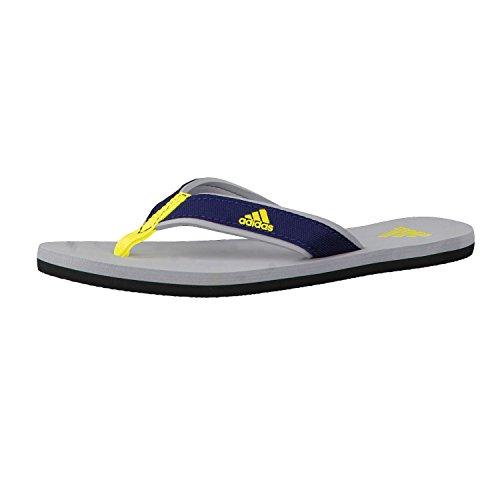 Adidas Unisex-Kinder Beach Thong K Flip-Flops, Grau (Gris/Maruni/Amabri), 34 EU
