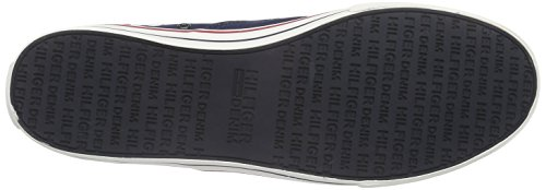 Hilfiger Denim Herren V2385ic 3d_1 Slipper Blau (INK 284)