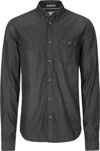 Solid - Chemise à manches longues 'Rodney' - Shirt - Rodney Denim