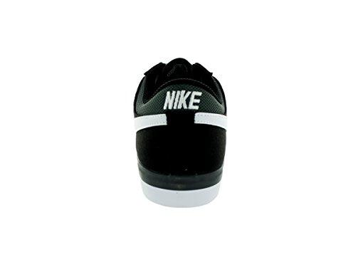 Nike Match Supreme TXT Black White Mens Trainers Schwarz Weiss