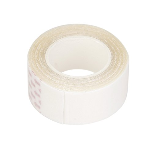 Imported Double Sided Tape For PU Hair Extension Wig Adhesive Waterproof Clear 2cm*3m