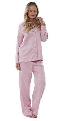 Ex High Street - Ensemble de pyjama - Femme Multicolore Bigarré Rose