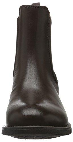 SHOOT Sh-14708, Stivali a Metà Polpaccio con Imbottitura Leggera Donna Marrone (Braun (Nougat))