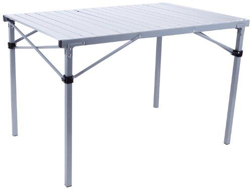 Tavolino Campeggio Pieghevole Alluminio.Kingcamp Leggero Compatto Robusto Tavolo Da Campeggio Pieghevole