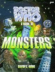Doctor Who: A Book of Monsters