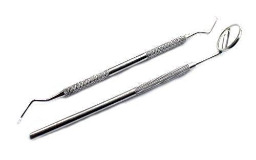 Instruments GB-Dentaire Miroir & Sickle détartreur H6 / H7 Dentiste Choisissez Tool.CE