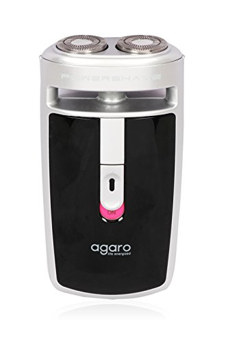 Agaro AG-DS-321 Battery Shaver (Black) image - Kerala Online Shopping
