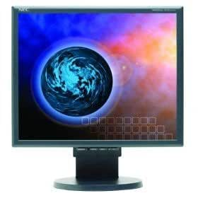 """NEC MultiSync LCD1970VX Écran LCD TFT 19"""" 1280 x 1024 / 75 Hz 250 cd/m2 550:1 5 ms 0.294 mm DVI-D, VGA blanc, argenté(e)"""