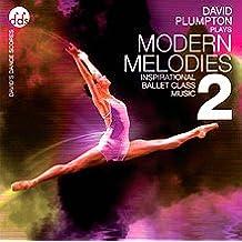 Modern Melodies Vol 2 CD MM06C - Inspirational Ballet Class Music