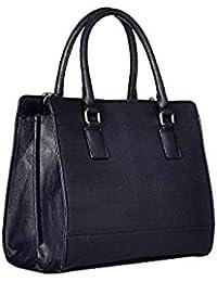 3f27687f9b60 Mmk Collection Women Fashion Pad-Lock Satchel Handbags With  Wallet(2553)~Designer