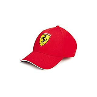 Ferrari Classic cap-red
