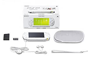 Sony PSP Handheld Console Value Pack (White)