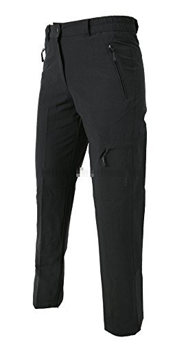 Hot Sportswear BENIA Anthracite Pantalon Travel De Loisirs Pantalon, Anthracite