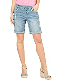32bb0efc402fd8 Fresh Made Boyfriend Jeans I Jeans-Shorts Used Look für Damen - Top  Qualität Dank