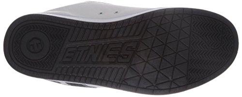 Etnies FADER, Chaussures de Skateboard homme Blanc (White/Dark Grey120)
