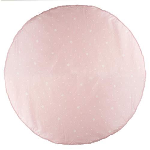 Atmosphera–Alfombra para Tipi Rosa D 120cm