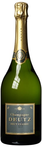 Deutz France Champagne Brut Classic 75 cl