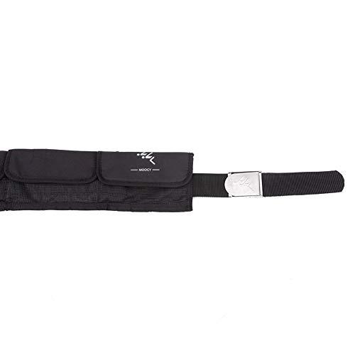 Ahomi Diving Belt 4 Pockets Gegengewicht Gürtel Typ Schnalle verstellbare Gürteltasche