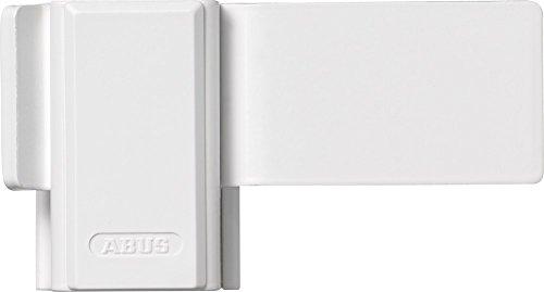 ABUS Fenster- und Tür-Sicherungswinkel SW10, weiß, 10443