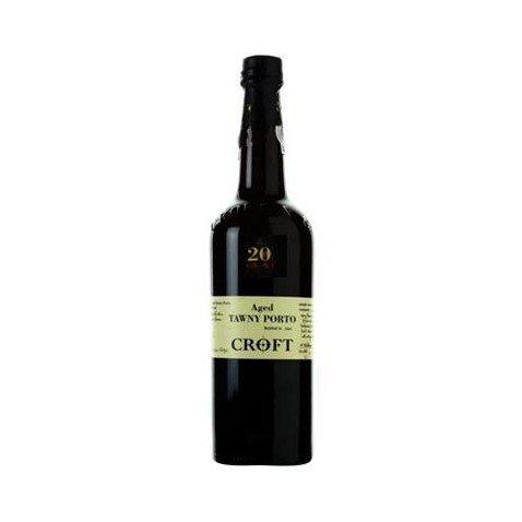 Croft - Croft Tawny 20 jahre Portwein