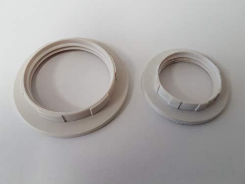 Schraubring E14 Kunststoff