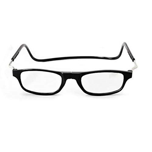 Tree-on-Life 2018 Mode Magnet Lesebrille kann aufgehängt Werden Hals New Folding Presbyopic Glasses Anti-Drop-Brille Nehmen Sie bequem -