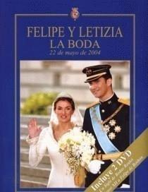 Felipe y letizia: la boda (+ 2 dvd's)