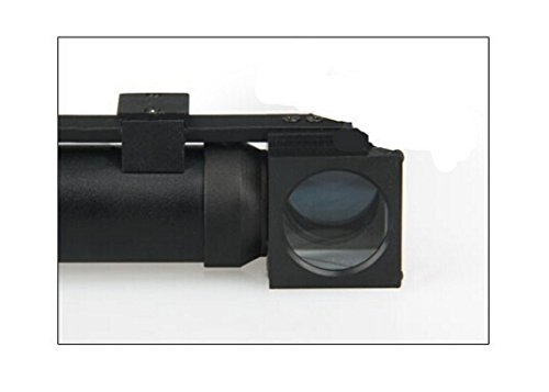 Test 5 x vergrößerung long eye periskop kleptoscope omniscope