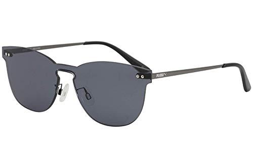 Puma Sunglasses PU 0137 S- 001 Grey/Ruthenium
