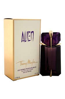 Thierry Mugler Alien The Refillable Stones 60ml Eau De Parfum - Brand New in Box & Cellophane Sealed
