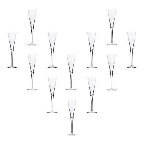 Stölzle série Flûtes à champagne Sparkling 180 00 07/Lot de 12 verres