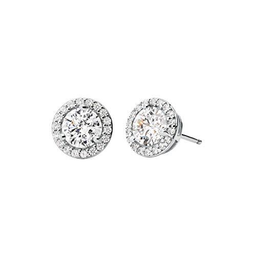 Michael Kors Damen-Ohrstecker 925er Silber One Size Silber 32010070