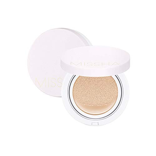 MISSHA M MAGIC CUSHION MOISTURE SPF50+/PA+++ #21 Hell beige - Koreanische Kosmetik