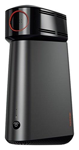 Lenovo IdeaCentre 610S Desktop-PC (Intel Core i5-6400T, 8GB RAM, 1TB HDD, Nvidia GeForce GTX750TI 2GB, Windows 10 Home) schwarz (Geforce Nvidia Gtx750ti)