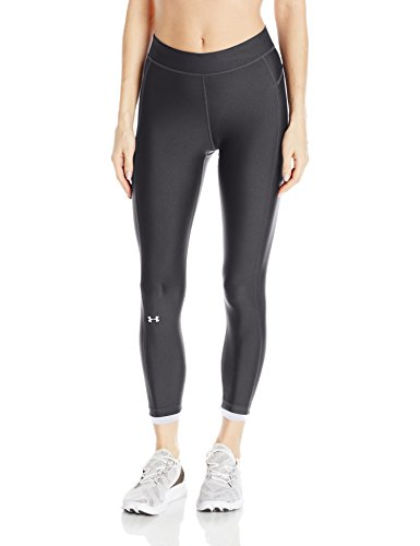 Heatgear Compression Legging Fit (Under Armour Heatgear Ankle Crop Women's Trainingshosen - SS17 - Large)
