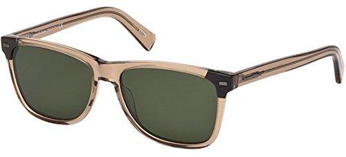 lunettes-de-soleil-ermenegildo-zegna-ez0082-c56-45n-shiny-light-brown-green