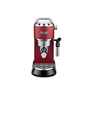 Delonghi Dedica EC685.M Silver Coffee Machine by Delonghi